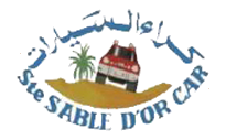 Sable d'Or Car